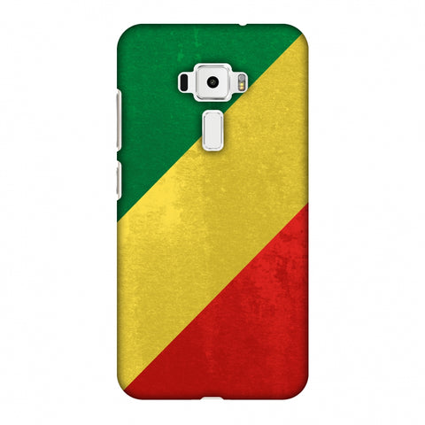 Love For Congo Slim Hard Shell Case For Asus Zenfone 3 ZE520KL