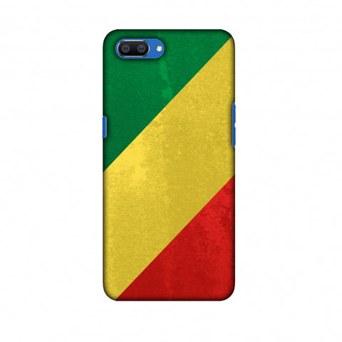 Love For Congo Slim Hard Shell Case For Oppo Realme C1
