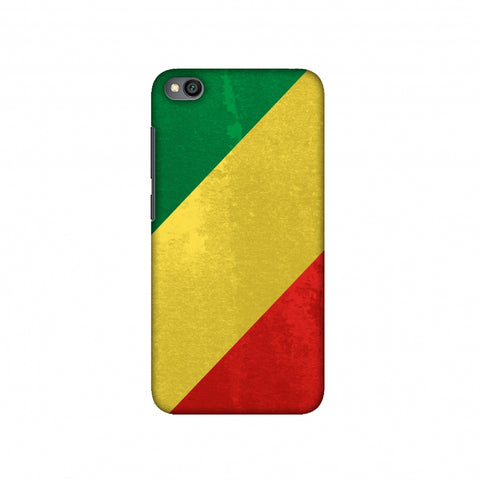 Love For Congo Slim Hard Shell Case For Redmi Go