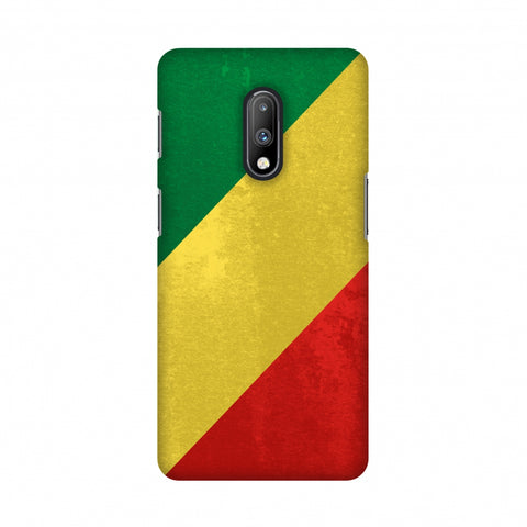 Love For Congo Slim Hard Shell Case For OnePlus 7