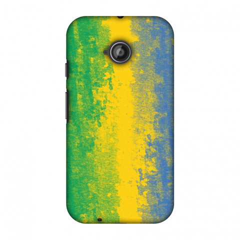 Love For Gabon Slim Hard Shell Case For Motorola Moto E 2nd Gen