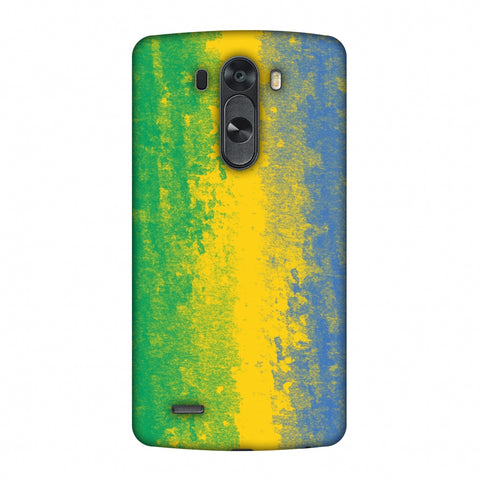 Love For Gabon Slim Hard Shell Case For LG G4