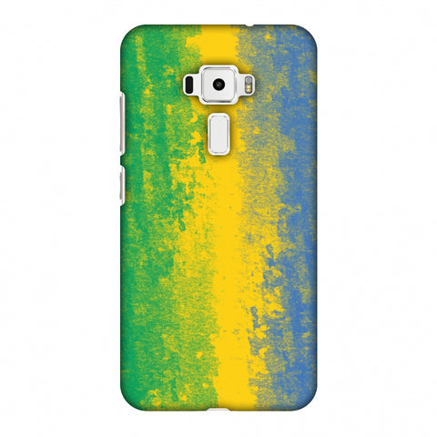 Love For Gabon Slim Hard Shell Case For Asus Zenfone 3 ZE520KL