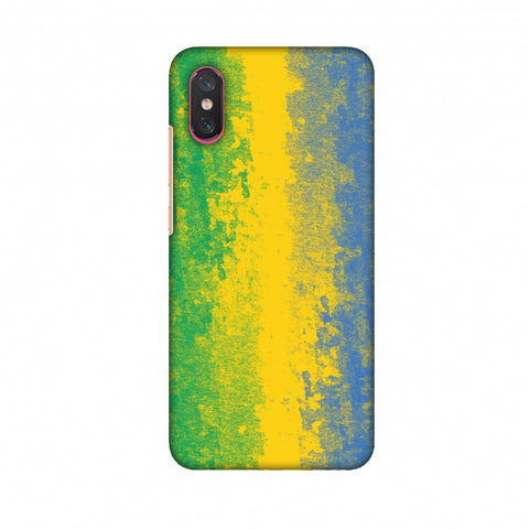Love For Gabon Slim Hard Shell Case For Xiaomi Mi 8 Pro