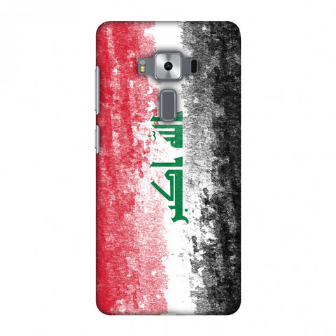 Love For Iraq Slim Hard Shell Case For Asus Zenfone 3 Deluxe ZS570KL