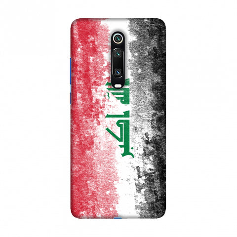 Love For Iraq Slim Hard Shell Case For Redmi K20/K20 Pro