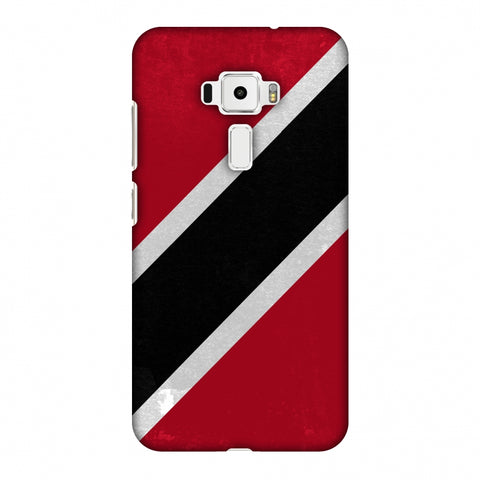 Love For Trinidad And Tobago Slim Hard Shell Case For Asus Zenfone 3 ZE520KL