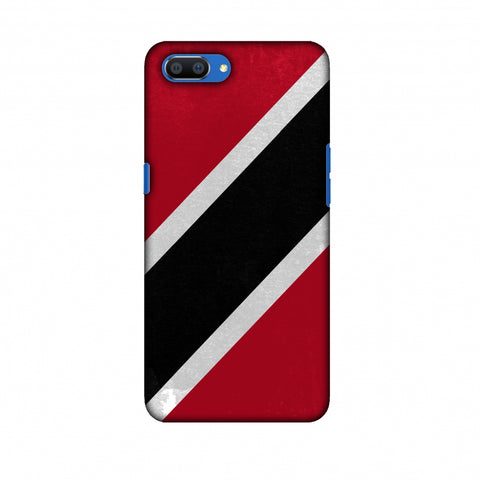 Love For Trinidad And Tobago Slim Hard Shell Case For Oppo Realme C1