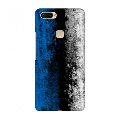 Love For Estonia Slim Hard Shell Case For Vivo X20 Plus