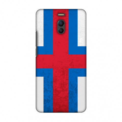 Love For Faroe Islands Slim Hard Shell Case For Meizu Note 6
