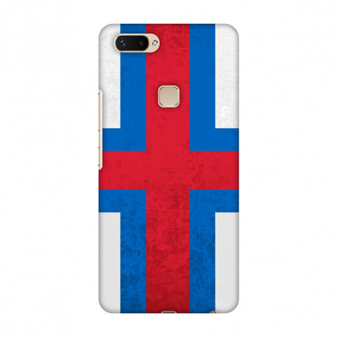 Love For Faroe Islands Slim Hard Shell Case For Vivo X20 Plus