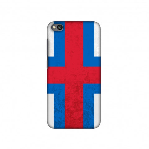 Love For Faroe Islands Slim Hard Shell Case For Redmi Go