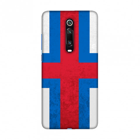 Love For Faroe Islands Slim Hard Shell Case For Redmi K20/K20 Pro