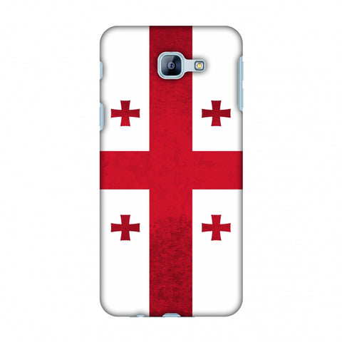Love For Georgia Slim Hard Shell Case For Samsung Galaxy A8 2016
