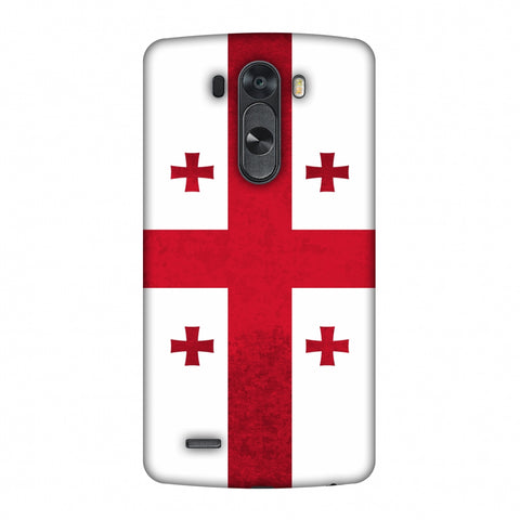 Love For Georgia Slim Hard Shell Case For LG G4