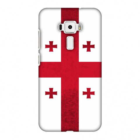 Love For Georgia Slim Hard Shell Case For Asus Zenfone 3 ZE520KL