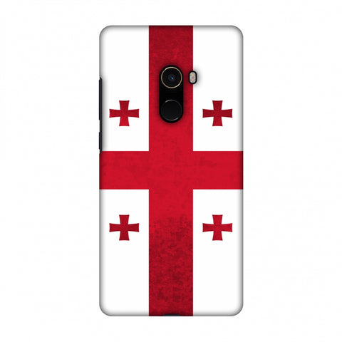 Love For Georgia Slim Hard Shell Case For Xiaomi Mi Mix 2