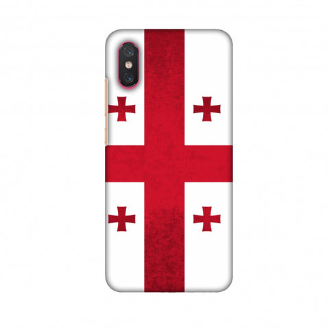 Love For Georgia Slim Hard Shell Case For Xiaomi Mi 8 Pro