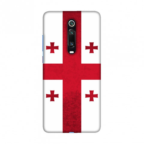 Love For Georgia Slim Hard Shell Case For Redmi K20/K20 Pro