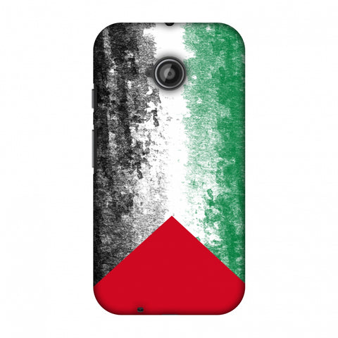 Love For Palestine Slim Hard Shell Case For Motorola Moto E 2nd Gen