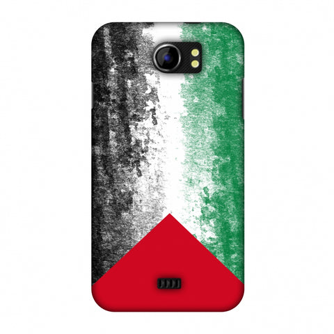 Love For Palestine Slim Hard Shell Case For Micromax Canvas 2 A110