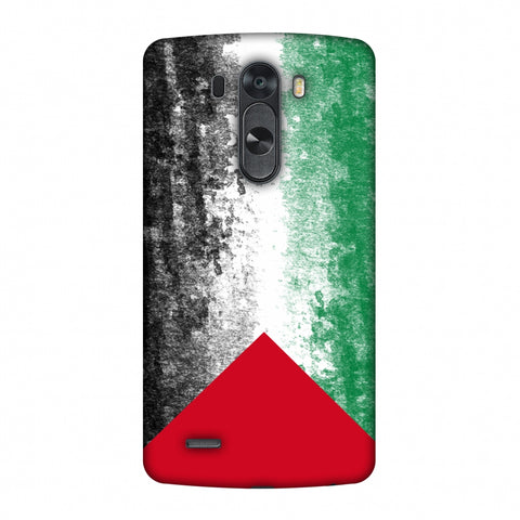 Love For Palestine Slim Hard Shell Case For LG G4