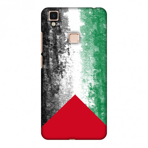 Love For Palestine Slim Hard Shell Case For Vivo V3 Max