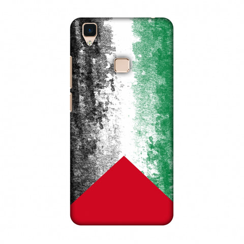 Love For Palestine Slim Hard Shell Case For Vivo V3