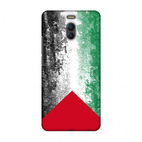 Love For Palestine Slim Hard Shell Case For Meizu Note 6