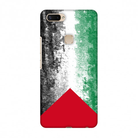 Love For Palestine Slim Hard Shell Case For Vivo X20 Plus