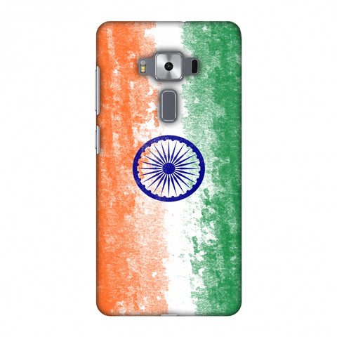 Love For India Slim Hard Shell Case For Asus Zenfone 3 Deluxe ZS570KL
