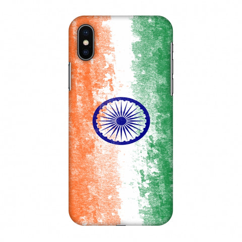 Love For India Slim Hard Shell Case For Apple iPhone X