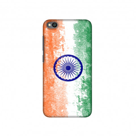 Love For India Slim Hard Shell Case For Redmi Go
