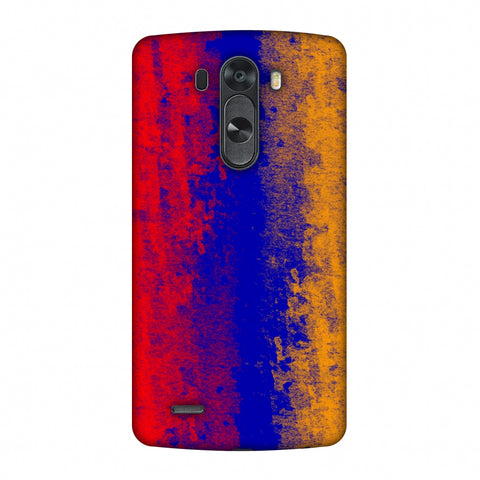 Love For Armenia Slim Hard Shell Case For LG G4