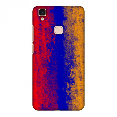 Love For Armenia Slim Hard Shell Case For Vivo V3 Max