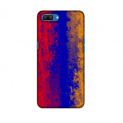 Love For Armenia Slim Hard Shell Case For Oppo Realme C1