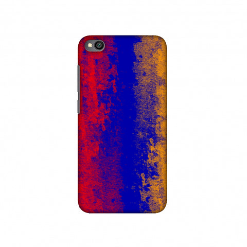 Love For Armenia Slim Hard Shell Case For Redmi Go