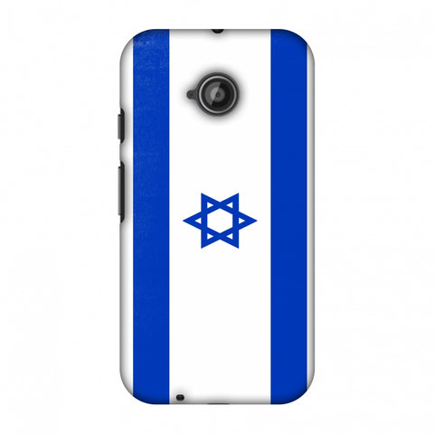 Love For Israel Slim Hard Shell Case For Motorola Moto E 2nd Gen