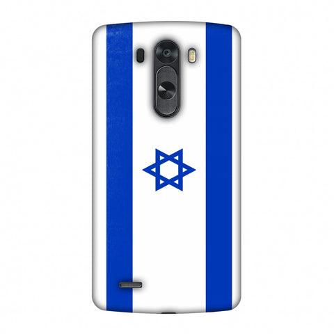 Love For Israel Slim Hard Shell Case For LG G4