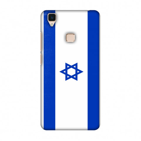 Love For Israel Slim Hard Shell Case For Vivo V3