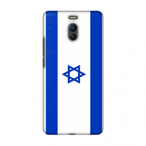 Love For Israel Slim Hard Shell Case For Meizu Note 6