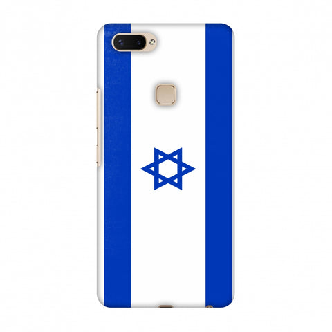 Love For Israel Slim Hard Shell Case For Vivo X20 Plus