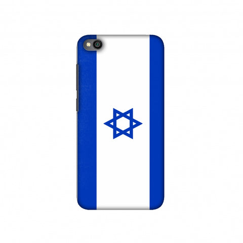 Love For Israel Slim Hard Shell Case For Redmi Go