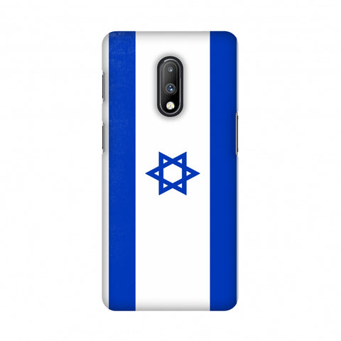 Love For Israel Slim Hard Shell Case For OnePlus 7