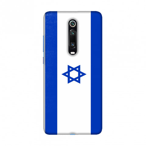Love For Israel Slim Hard Shell Case For Redmi K20/K20 Pro