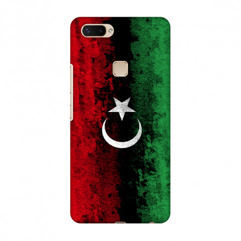 Love For Libya Slim Hard Shell Case For Vivo X20 Plus