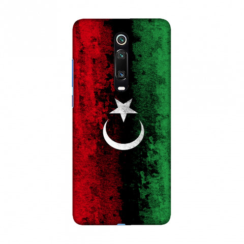 Love For Libya Slim Hard Shell Case For Redmi K20/K20 Pro