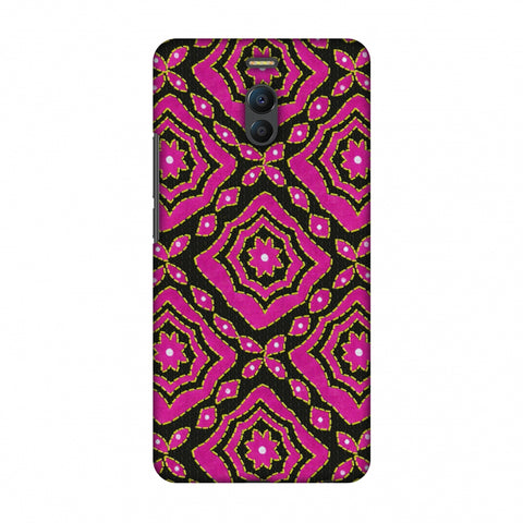 Kantha And Patchwork - Pink Slim Hard Shell Case For Meizu Note 6