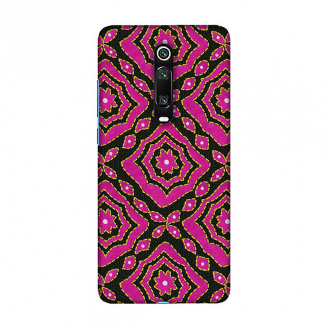 Kantha And Patchwork - Pink Slim Hard Shell Case For Redmi K20/K20 Pro