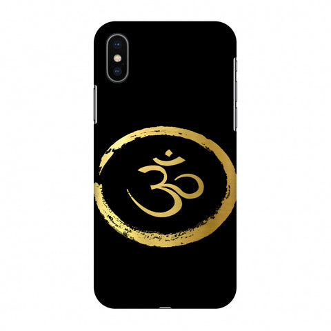 Om Slim Hard Shell Case For Apple iPhone X